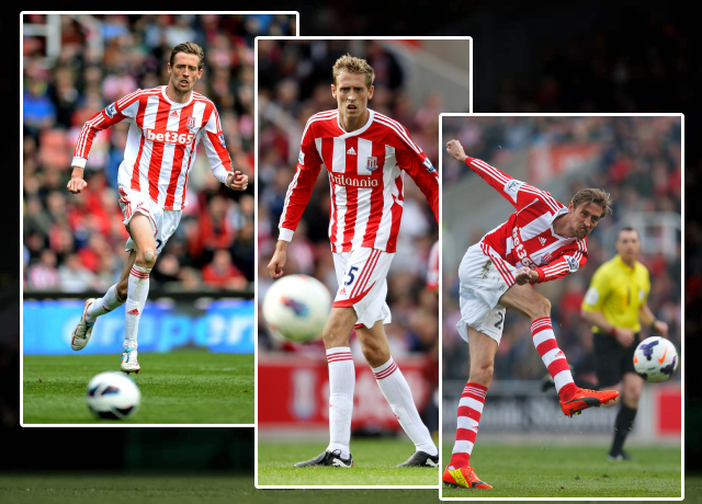 The untold story of Peter Crouch