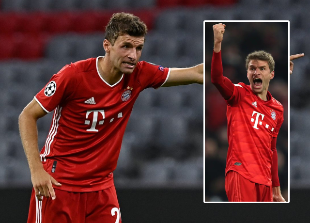 The untold story of Thomas Muller