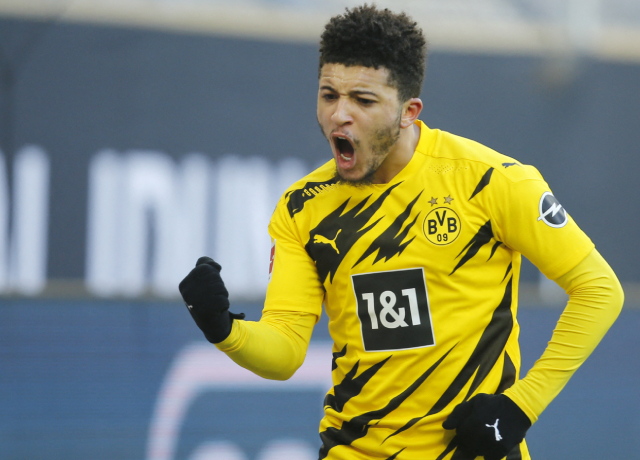 Manchester United announces Jadon Sancho as their new player