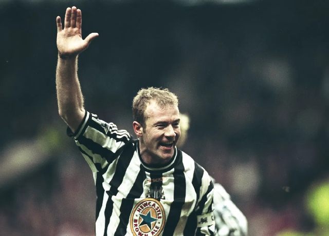 The untold story of Alan Shearer