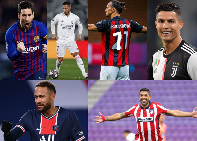 Top 10 players with most Man Of The Match awards in football history