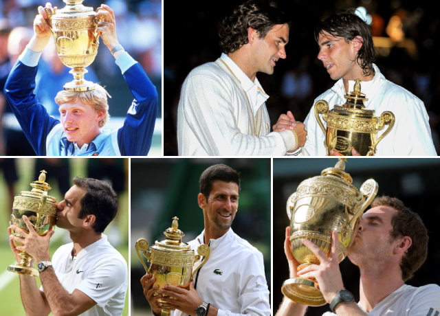 Top 5 Best Moments In Men's Singles History At Wimbledon