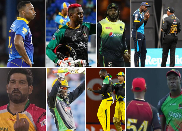 Top 10 Controversies in CPL history