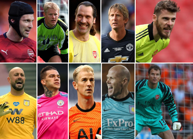 Top 10 Greatest Goalkeepers In Premier League History