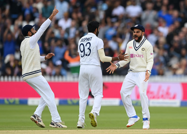 ENG vs IND 2nd Test : India win by 151 runs