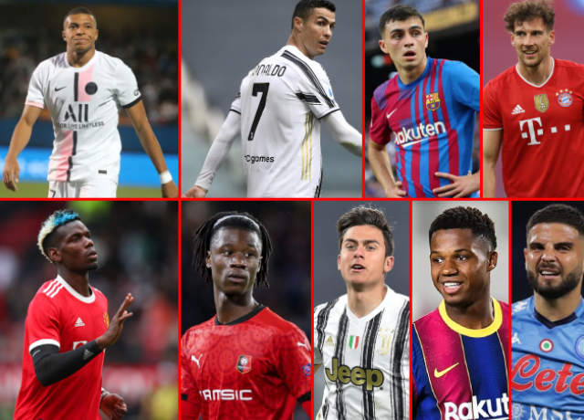 10 World-Class Players Whose Contract Is Going To Expire Next Summer