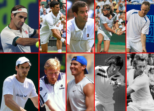 10 Best Grass – Court Players of All Time