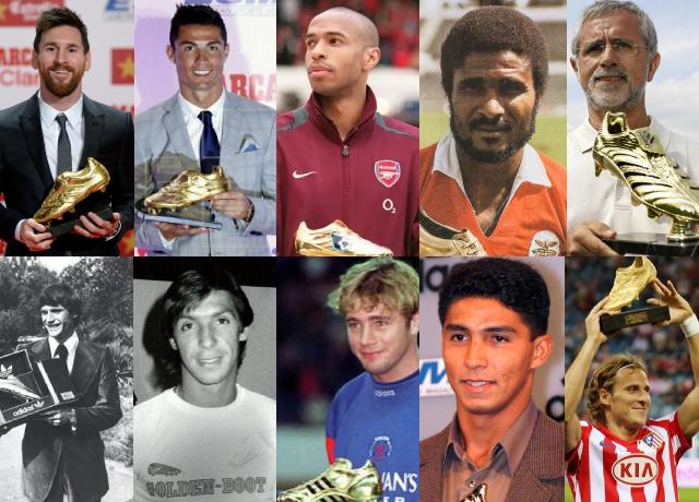 Most Golden Boot