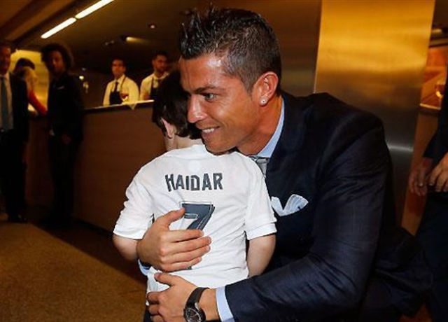 When Cristiano Ronaldo Stopped The Audience For Mocking His Little Fan