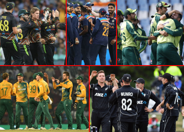 Ranking the Top 5 Bowling Attacks of T20 World Cup