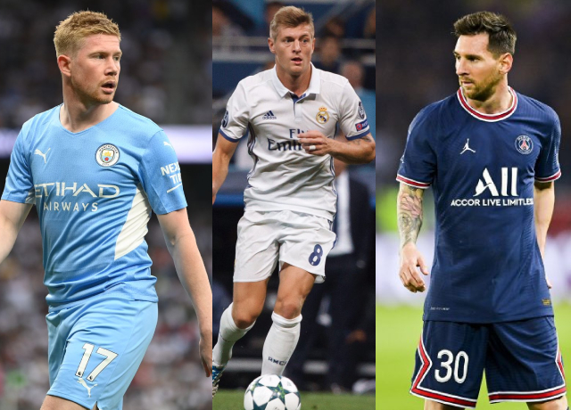 Who Are The Top Passers In EA Sports FIFA 22 ?