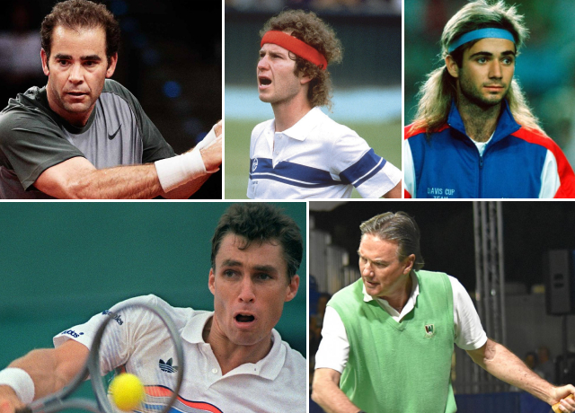 5 Best US Tennis Players of All Time