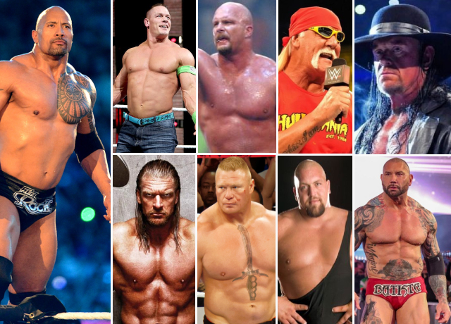 Top 10 Richest WWE Wrestlers Right Now