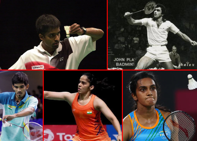 5 Greatest Indian Badminton Players In History