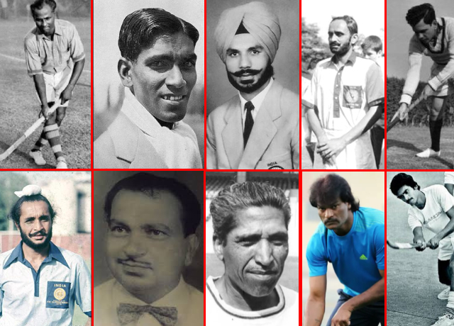 10 Greatest Indian Hockey Players Of All Time