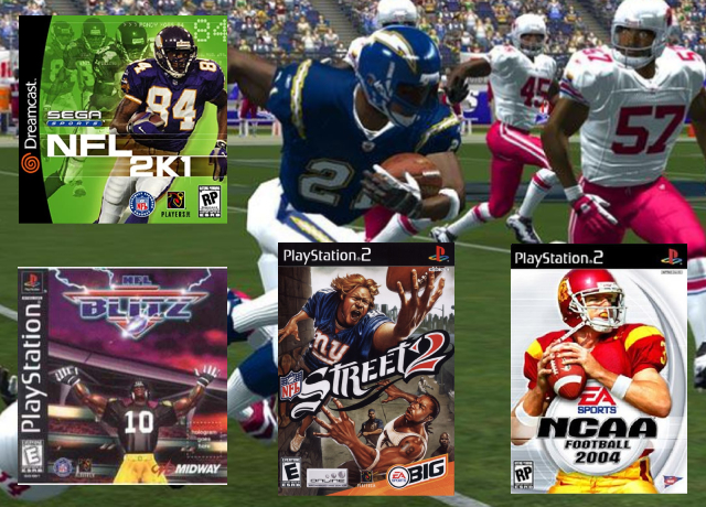 The 10 Best American Football Video Games (Not Madden)