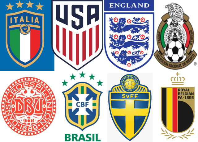 Top 10 National Teams With Most Wins In 2021