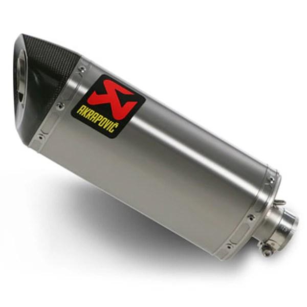 akrapovic exhaust yamaha yzf r6