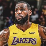 lebron to lakers odds