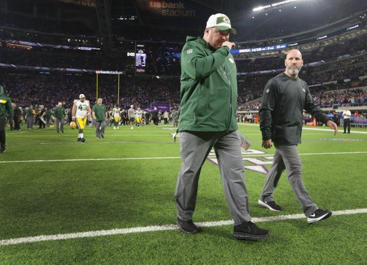 Packers coach fired