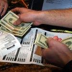 sportsbook report las vegas nevada football betting