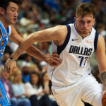 rookie of the year Luca Donicic odds