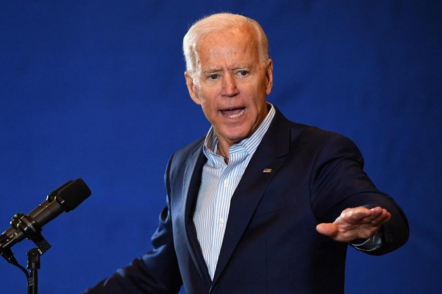 Biden presidential odds