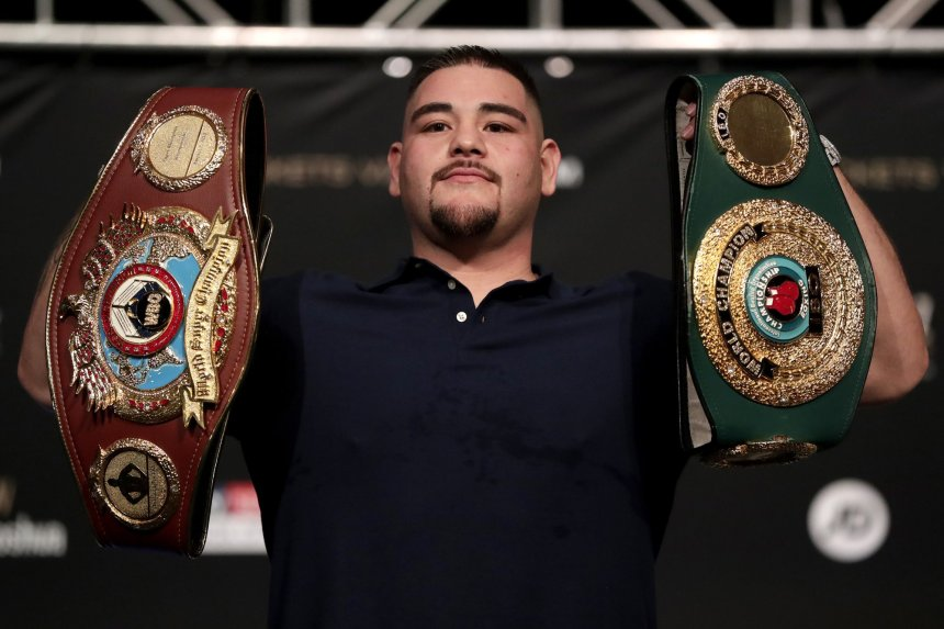 Ruiz with second biggest odds upset in boxing