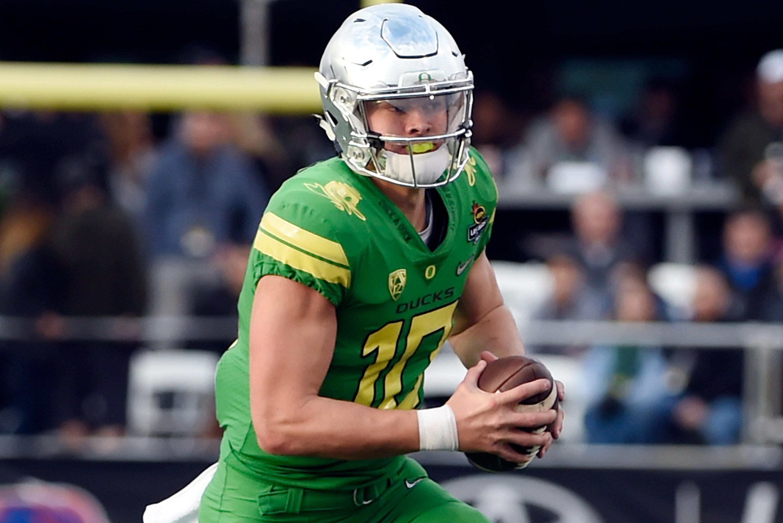 Oregon vs Auburn free pick