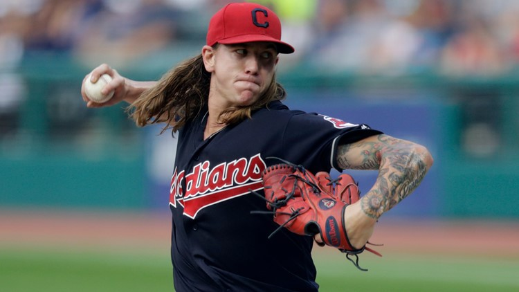 Indians take the division lead favored to win divison
