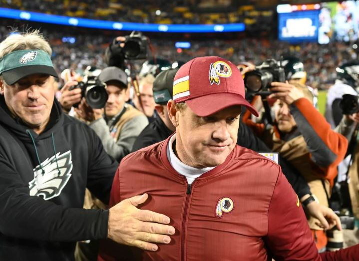 odds that first nfl fired coach