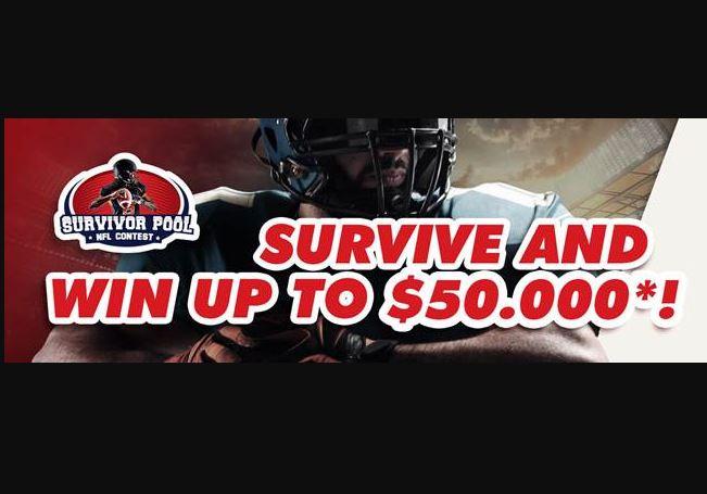 NFL survivor contest 2019