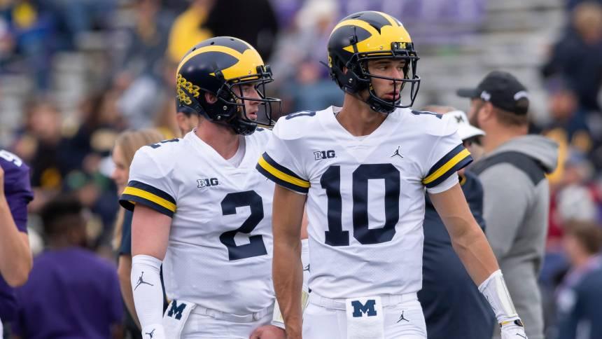 Michigan pick this weekend