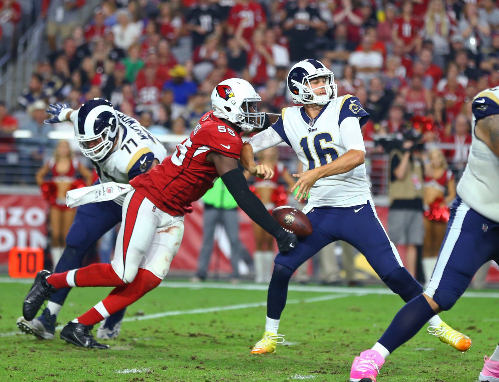 Cardinals vs rams Free Pick NFL