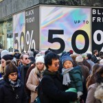 Black Friday total sales numbers over under