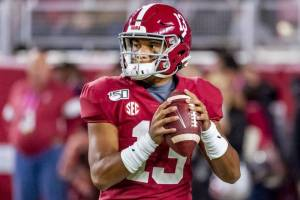 Tua leads the Tide against LSU this weekend