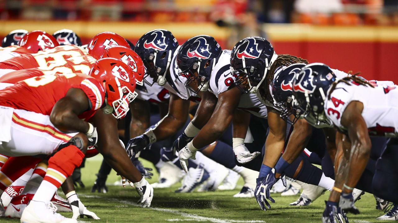 Chiefs vs Texans