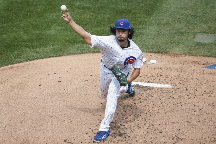 Darvish to join Padres