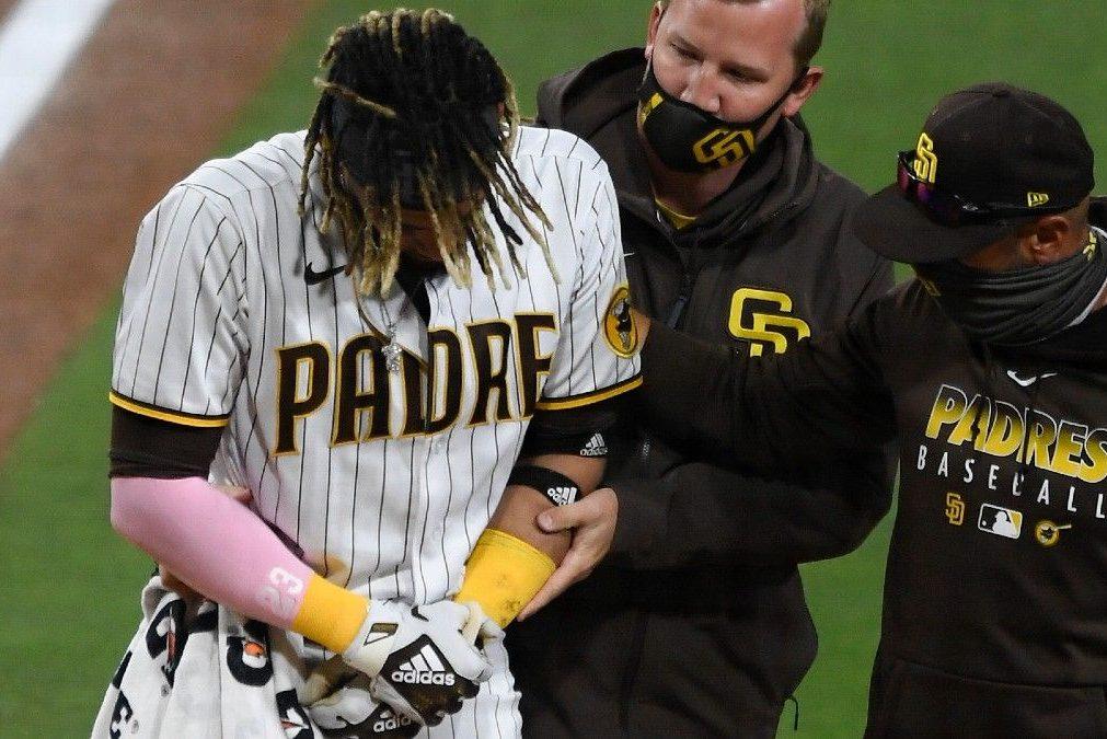 Fernando Tatis Jr. Injury update
