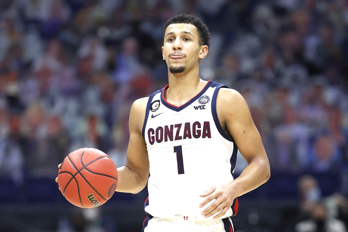 Jalen Suggs may be the first ick taken