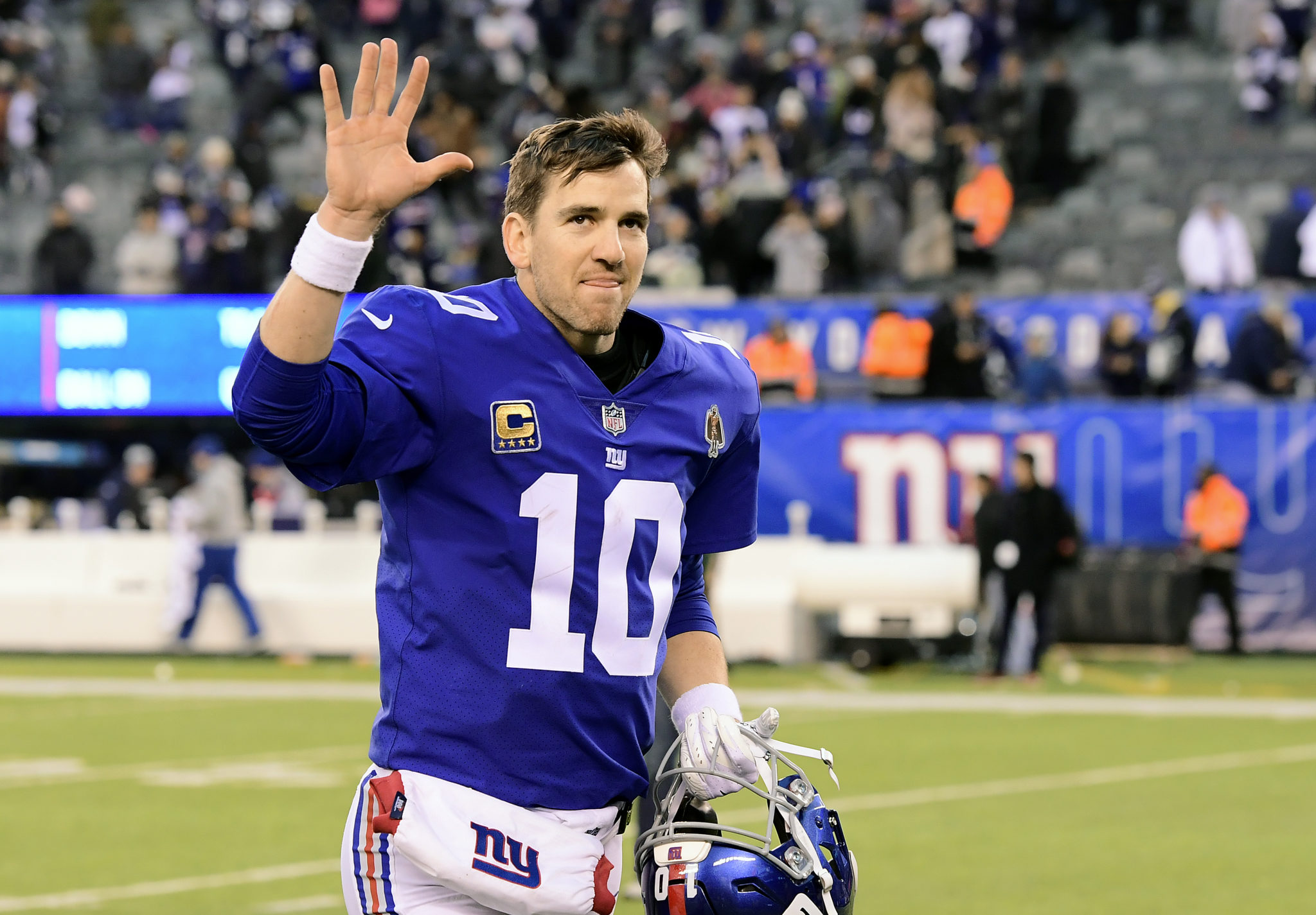 Is Eli Manning a Hall of Famer