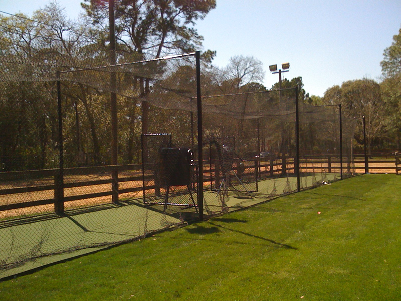 Batting Nets Backyard