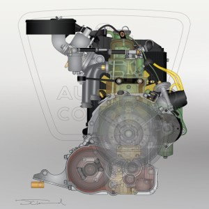 Engines/Gearboxes