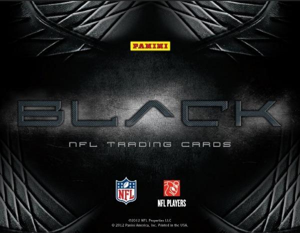 Pack Preview: Panini 2012 Black Football