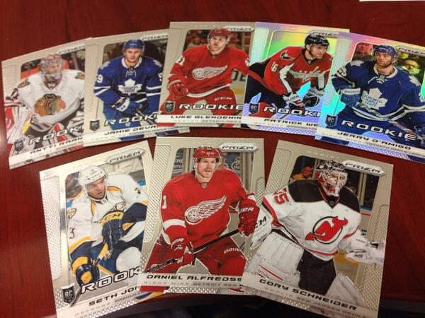 Pack Preview: 2013-14 Rookie Anthology Hockey