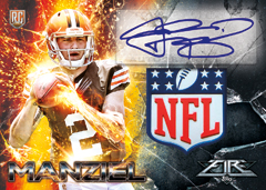Pack Preview: 2014 Topps Fire Football