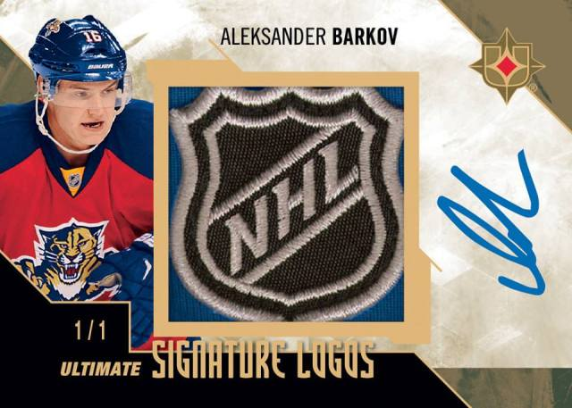 Pack Preview: 2014-15 Upper Deck NHL Ultimate Collection