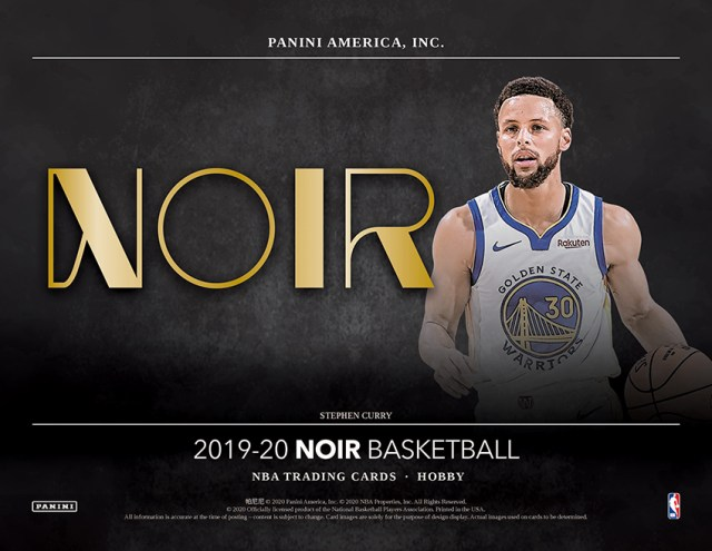 Show Your Hits: 2019-20 Panini Noir Basketball