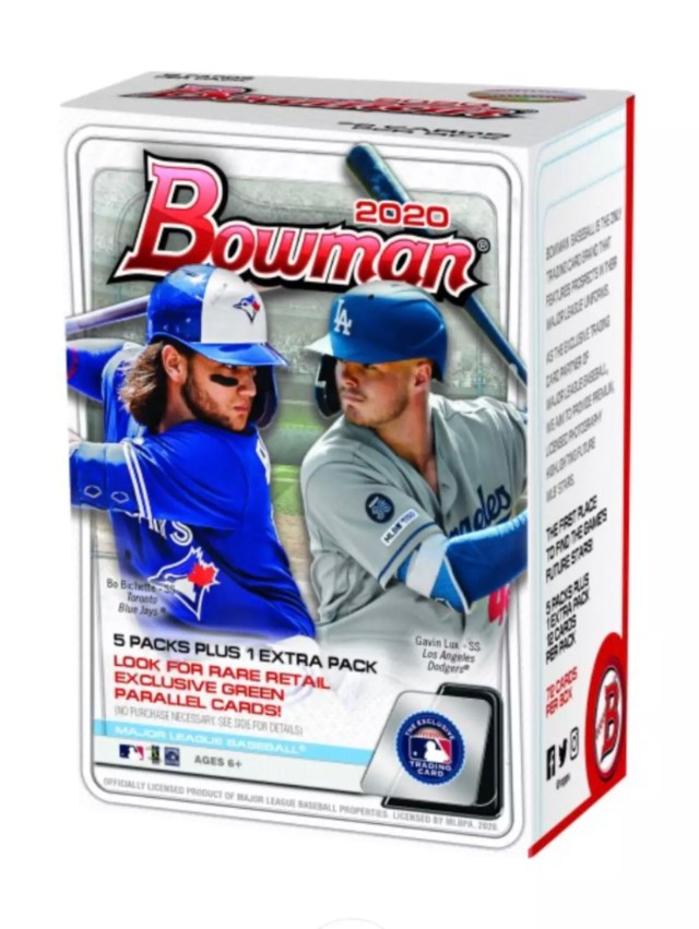 2020 Bowman Top Prospects to Collect