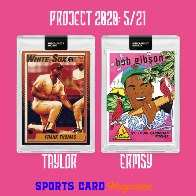 Topps Project 2020: 5/21